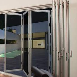 Security Screen Doors Bifold Security Screen Doors