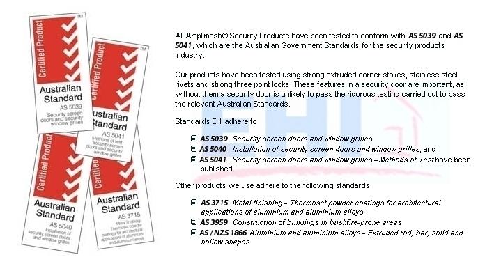 Aust Standards